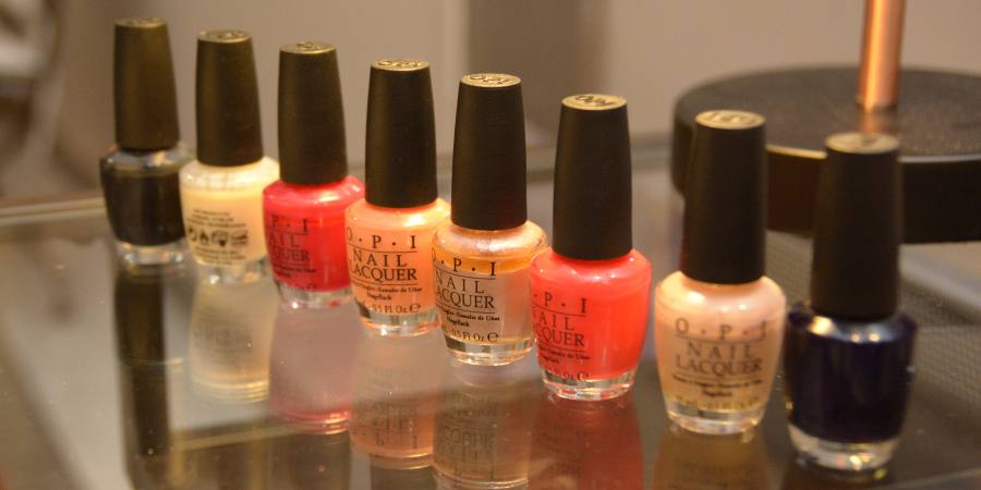 couleurs vernis ongles